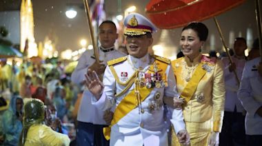 A royal bubble bursts: Thailand's king faces trouble on two continents