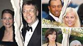 Billionaires' divorces including Jeff Bezos' $38bn split after affair scandal