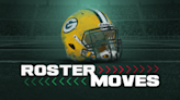 Packers make 4 roster moves ahead of showdown with Cardinals