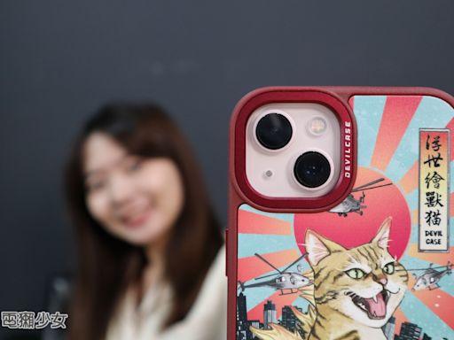 iPhone 13 摔落測試!裝著 DEVILCASE 的『 惡魔防摔殼 PRO 』鏡頭防護加高 保護力更升級