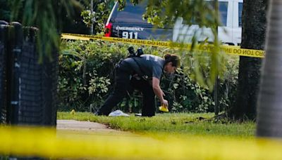 Florida police officer, 28, killed in overnight confrontation with teenage suspect