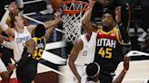NBA季後賽 米曹下半場發威轟32分 一哥爵士後上反「艇」   蘋果日報