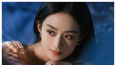 趙麗穎離婚後首度直播!瘦成紙片狀態曝