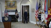 No questions from press corps allowed for Biden