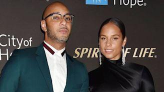 Alicia Keys, Meghan Trainor and More Stun at City of Hope Gala