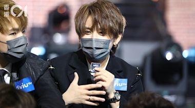 ViuTV頒獎禮︱MIRROR掃8獎 姜濤望香港歌手成亞洲第一:係我理想