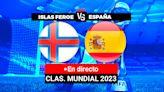 Islas Feroe - España en directo | Fase Clasificación Mundial Femenino Zona Europa | Marca