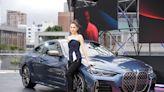 首批120輛完售!BMW新4系列Coupe 236萬起上市、女神許瑋甯代言
