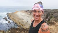 'It took me to my knees.' California mom competes in 'World's Toughest Race'