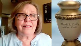 Widow Pays $36 To Get Beloved Husband's Cremated Remains To NYC, But They Get Lost In The Mail