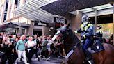 Coronavirus latest: Sydney increases police powers to enforce lockdown