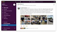 Slack CEO: New features make work more pleasant, rewarding