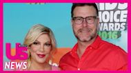 Yikes! Tori Spelling Refuses to Answer Question About Dean Split Rumors