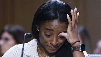 國家隊隊醫性侵視而不見?美體操女王在國會哭著抨擊官員和 FBI 瀆職 | 國際 | 新頭殼 Newtalk