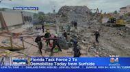 Florida Task Force 2 Demobilizing Friday After Working Surfside Condo Collapse