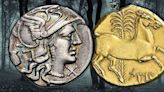 Trees on Ancient Coins