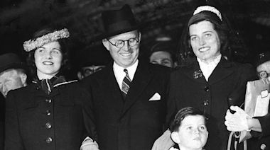 New Book Details Ted Kennedy's Relationship with Sister Rosemary, Hidden Away After Lobotomy