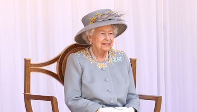 Queen Elizabeth II attends Trooping of the Colour ceremony after hosting G7 summit leaders