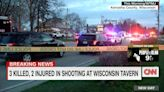 Shooting At Wisconsin Tavern Leaves 3 Dead, 2 Injured: Sheriff