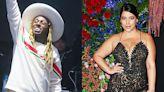 Lil Wayne Is All-Smiles In Adorable Selfie Posted By Model GF Denise Bidot: 'We Cute'