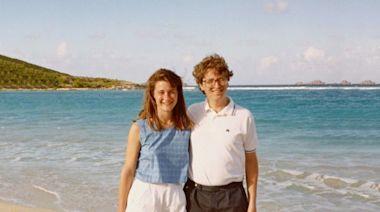 保留了他的姓氏:與 Bill Gates 分開,Melinda 還是 Melinda Gates!