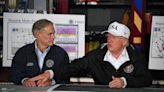 """Donald Trump and Texas Gov. Greg Abbott to visit border: """"Unmitigated disaster zone"""""""