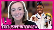 Katie Ledecky Praises Simone Biles' 'Bravery' Amid Olympics Ups and Downs