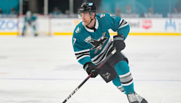 Sharks trade Dylan Gambrell to Senators for seventh-round pick