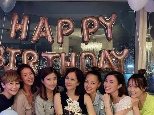 TVB聚會上演宮心計,誰才是當家花旦?