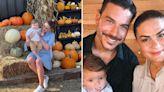 Vanderpump Rules' Jax & Brittany take Cruz, 6 months, to the pumpkin patch