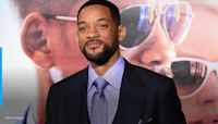 Will Smith shows off for 'Dad Bod Challenge' after promising to get in better shape months prior