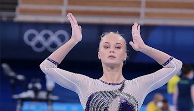 體操|東奧銅牌得主美妮高娃 世錦賽女子個人全能奪金