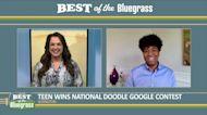 Lexington teen wins national Doodle Google contest