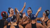U.S. women's water polo set 3 Olympics records, then lost them a short time later