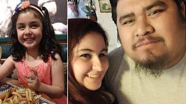 美11歲女童遭父親及繼母虐待數個月死亡 燒烤叉燙傷 徹夜鎖電視架兼拳打腳踢 | 蘋果日報