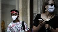 France Set for Tighter Virus Curbs, Germany Could Follow Suit