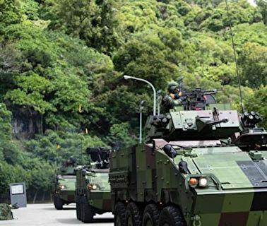 中共軍隊若犯台 邱國正:不避戰 敵來奉陪到底