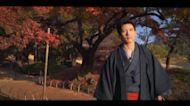 【日本旅遊】跟關智斌遊岡山 穿牛仔布和服賞紅菜+嘆熟成A5和牛