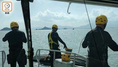 涉撞翻水警艇致女督察墮海亡 兩地合作拘2疑人