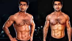 Kumail Nanjiani's Shirtless Pictures Set the Internet on Fire — but He Added an Important Message