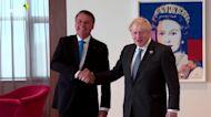 Bolsonaro: UK's Johnson wanted emergency food deal