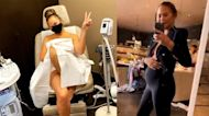 Chrissy Teigen Was Pregnant During Breast Implant Removal Surgery