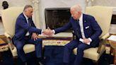 Biden, Kadhimi seal agreement to end U.S. combat mission in Iraq