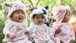 19 adorable and amazing infant costume ideas for baby's Halloween debut