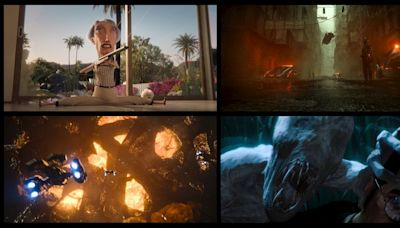 What's on TV this week: 'Mass Effect,' 'Love, Death & Robots' and 'Castlevania'