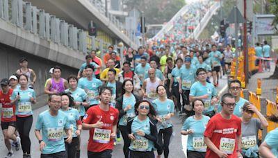 渣馬2021 服裝店助燙「香港加油」惹爭議 渣馬大會再澄清:運動不應涉政治 - 晴報 - 時事 - 要聞