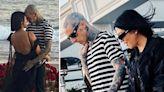 Kourtney Kardashian Shares Intimate Pics From Travis Barker's Proposal