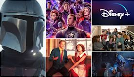 The new Disney Plus movies and shows to binge-watch right now