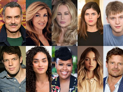 ... Satire 'The White Lotus' At HBO With Connie Britton, Natasha Rothwell & Sydney Sweeney Among Cast