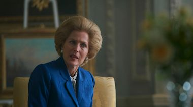 Queen Elizabeth Braces for the Dueling Thatcher and Diana Eras in 'The Crown' Trailer